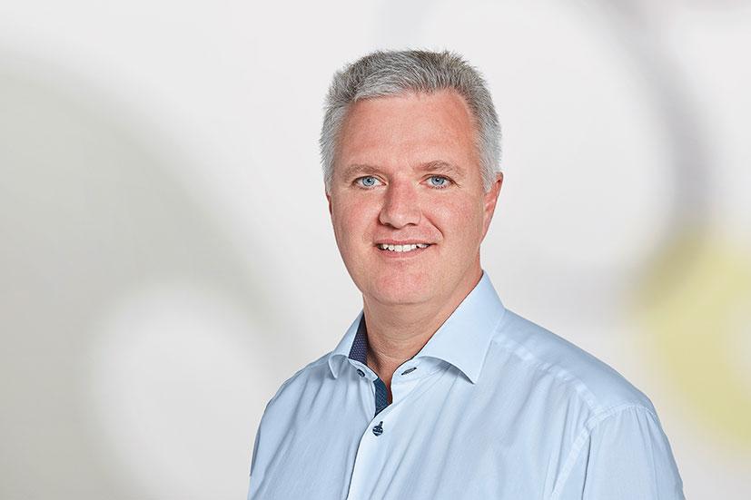 Bo Olsen - Viceadministrerende direktør.