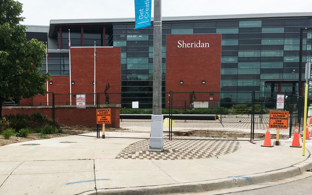 Sheridan College – Optimizing energy consumption
