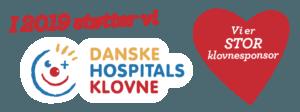 isoplus støtter Danske Hospitalsklovne i 2019