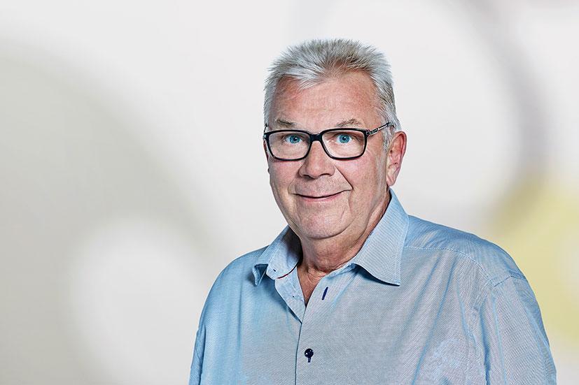 Erik Vestergaard - Distriktchef.