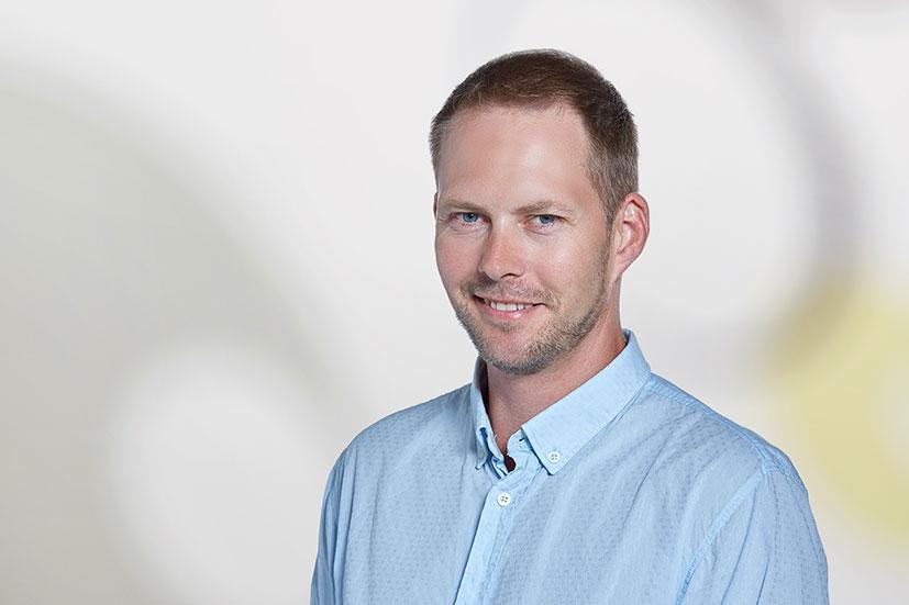 Heino Jensen - Distriktchef.