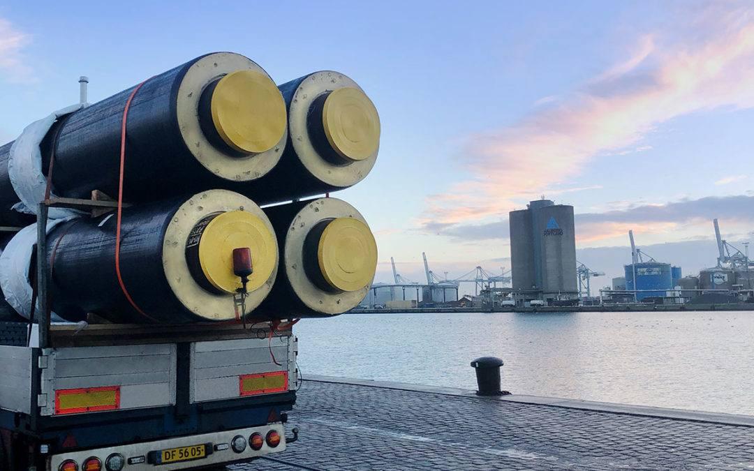 Sydhavnen i Aarhus – Optimal forsyning til visionær byudvikling