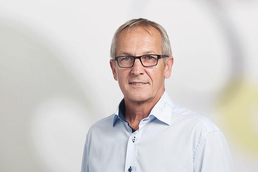 Trond Pedersen - Distriktchef.
