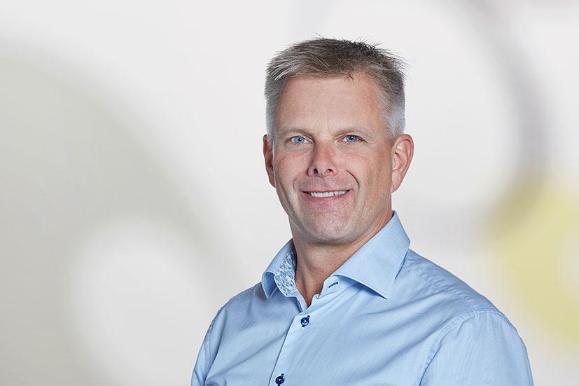 Ulrik Kure - Distriktchef.