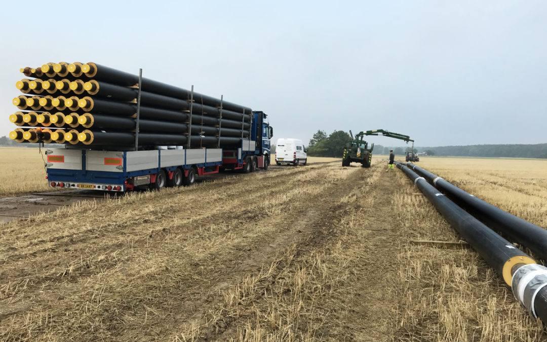 Fem oliebyers vej til bæredygtige løsninger